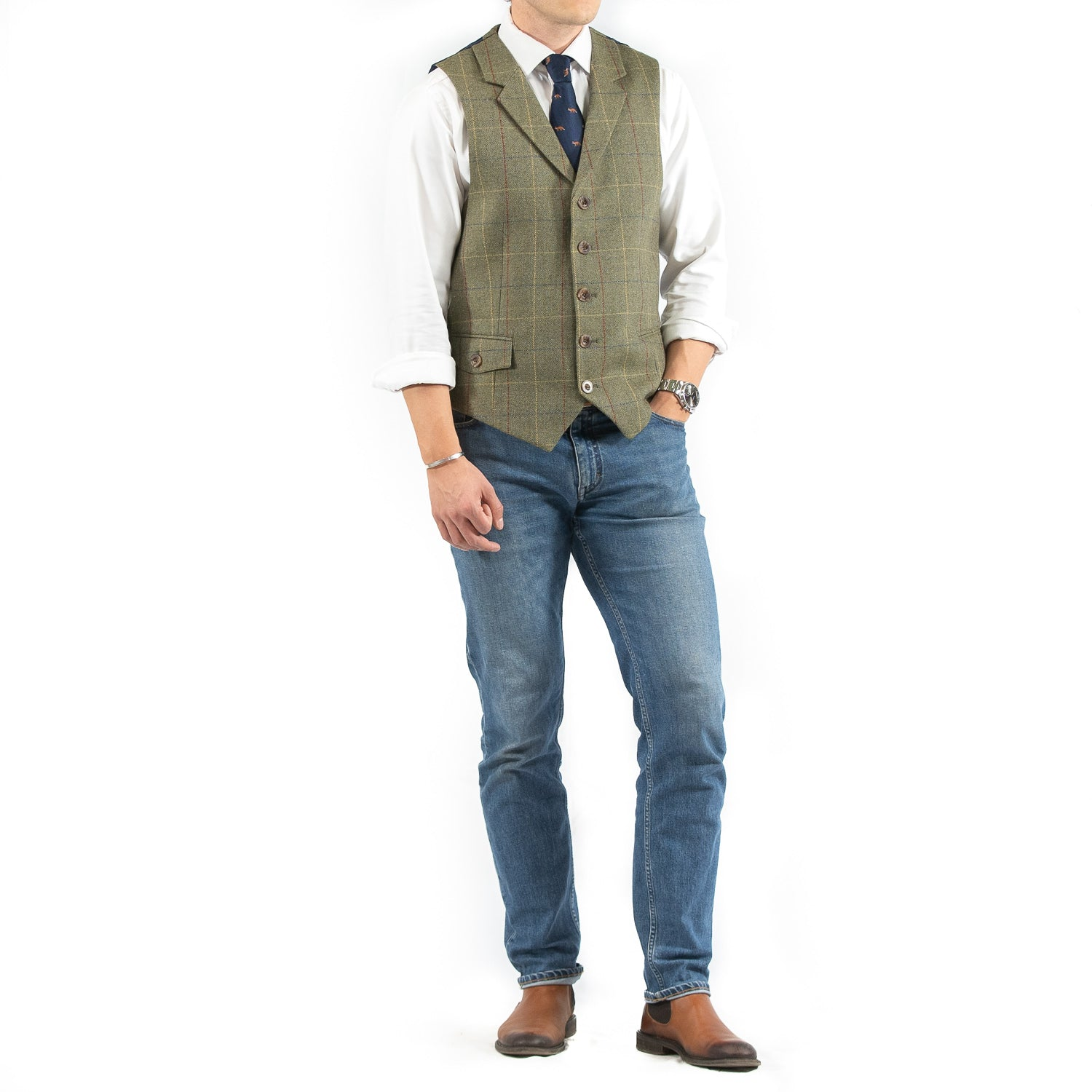 Laksen Sporting Woodhay Dress Vest