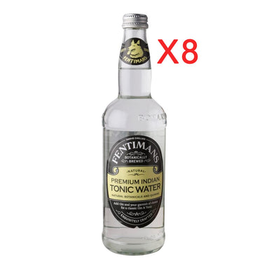 Fentimans Tonic Water 500 ml x8 - Netnaturshop