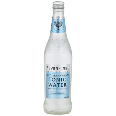Fever-Tree Mediterranean Tonic 12x200 ml - Netnaturshop