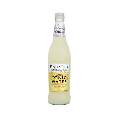 Fever-Tree Lemon Tonic Water 500ml - Netnaturshop