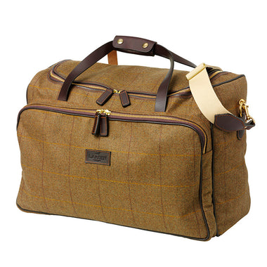 Laksen Sporting Firle Tweed Weekend/Duffelbag