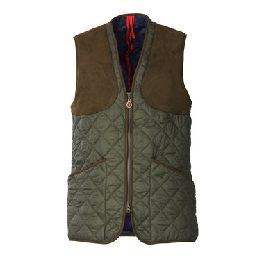 Laksen Sporting Ludlow Shooting Quilted Vest