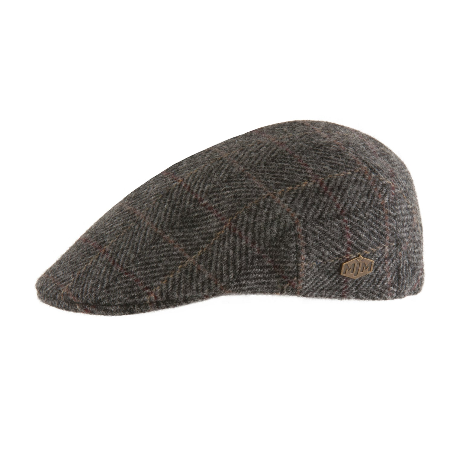 MJM Hatte Country Harris Tweed Hat