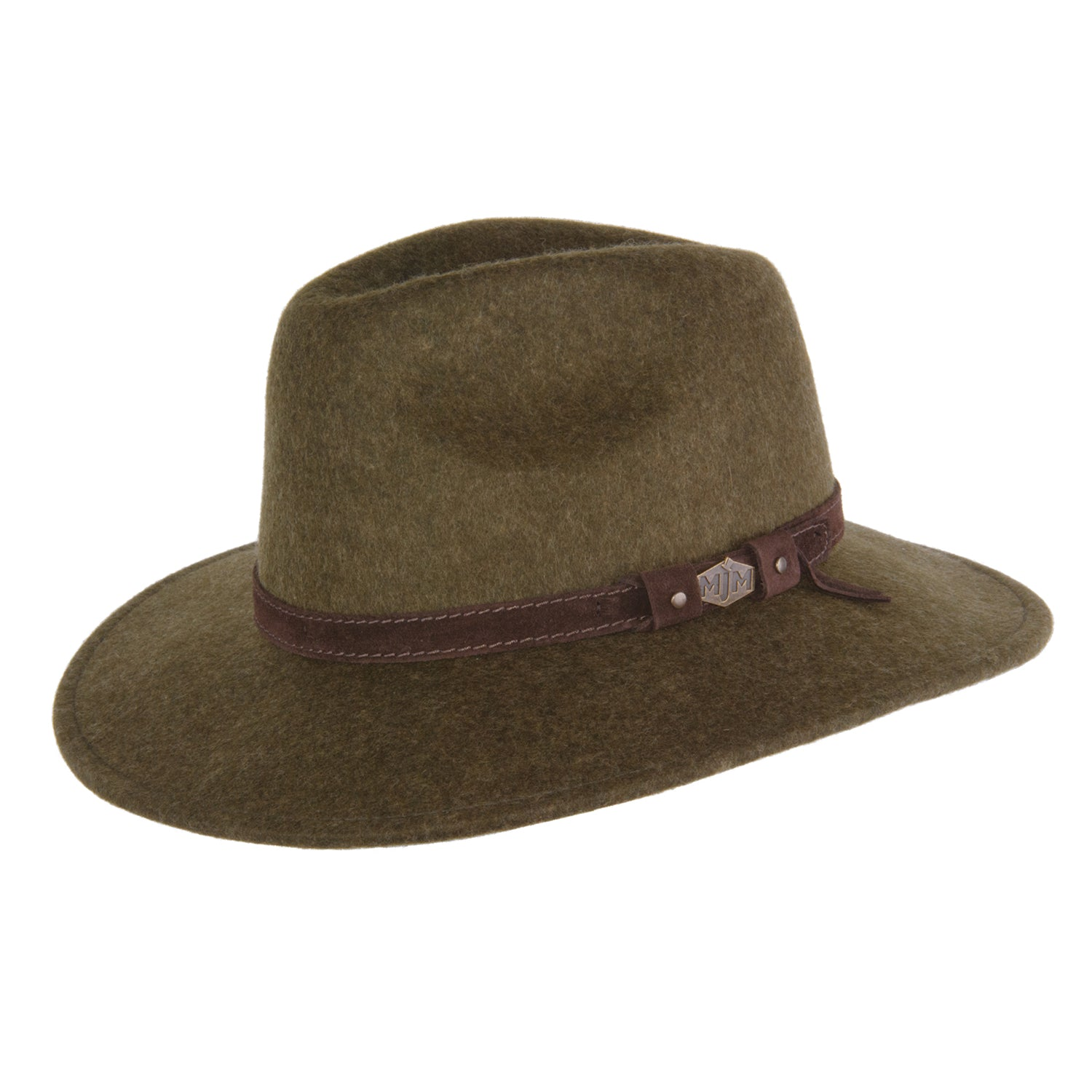 MJM Hats Aldo Wool Felt WR/CR