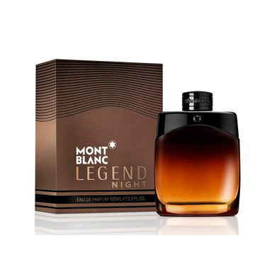 Montblanc - Legend Night EDP 30-100 ml - Netnaturshop