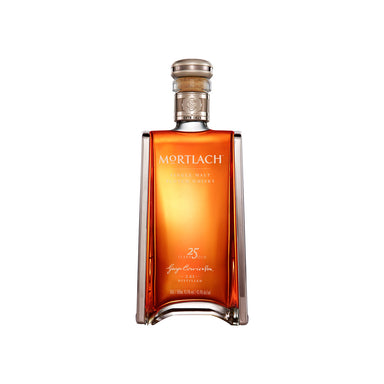 Mortlach 25 YO Speyside Single Malt Scotch - Netnaturshop