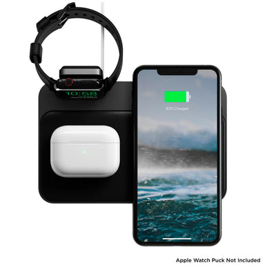 NOMAD Goods - Base Station Apple Watch Edition - Trådløs Oplader V2 - Netnaturshop