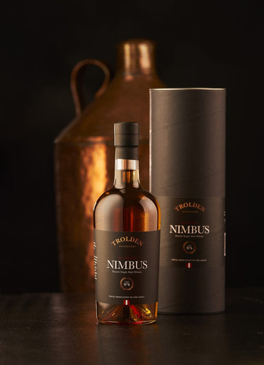 Trolden Bryghus NIMBUS Single Malt Whisky #6, 50cl 46% - Netnaturshop