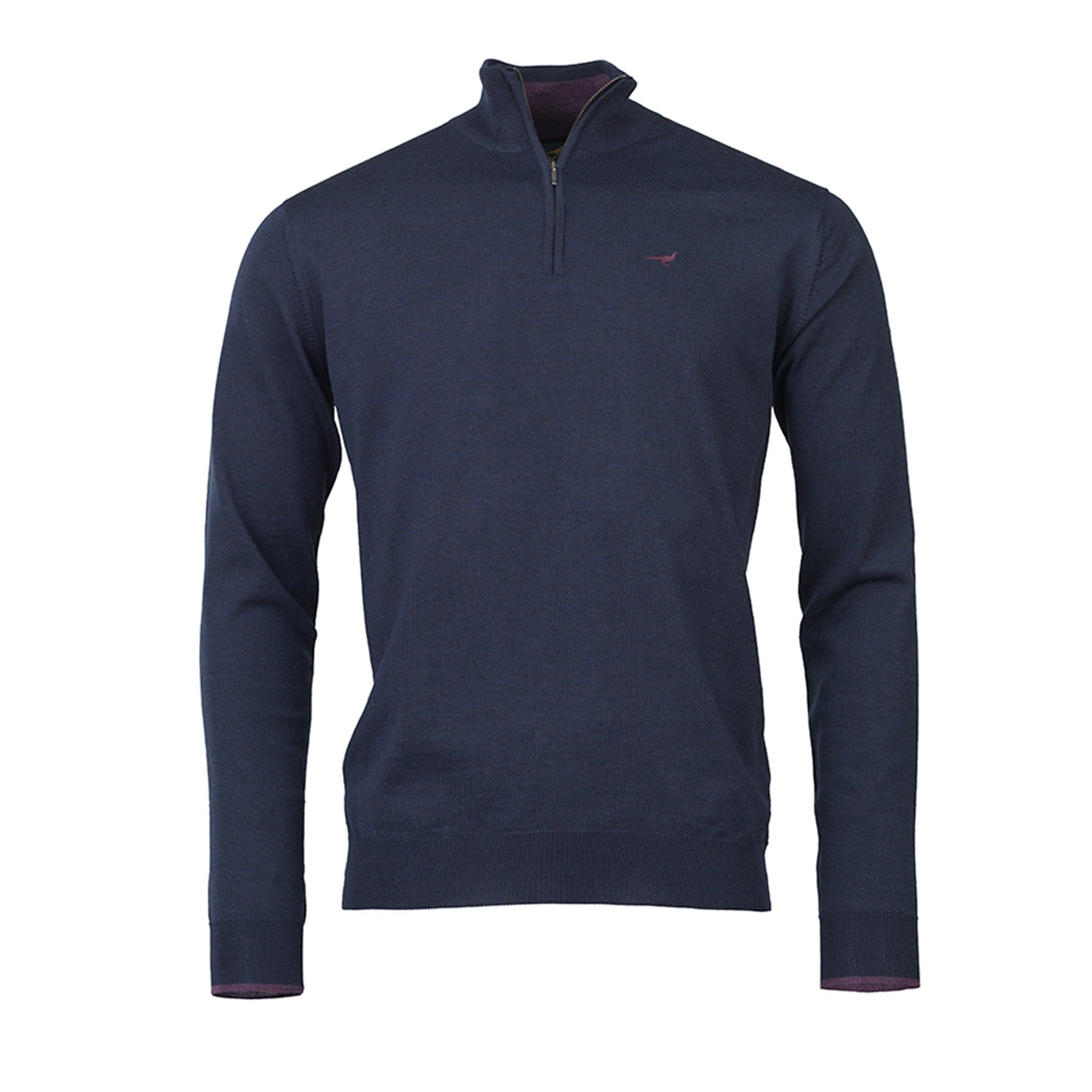 Laksen Sporting Norfolk 1/4 Zip - Old Navy