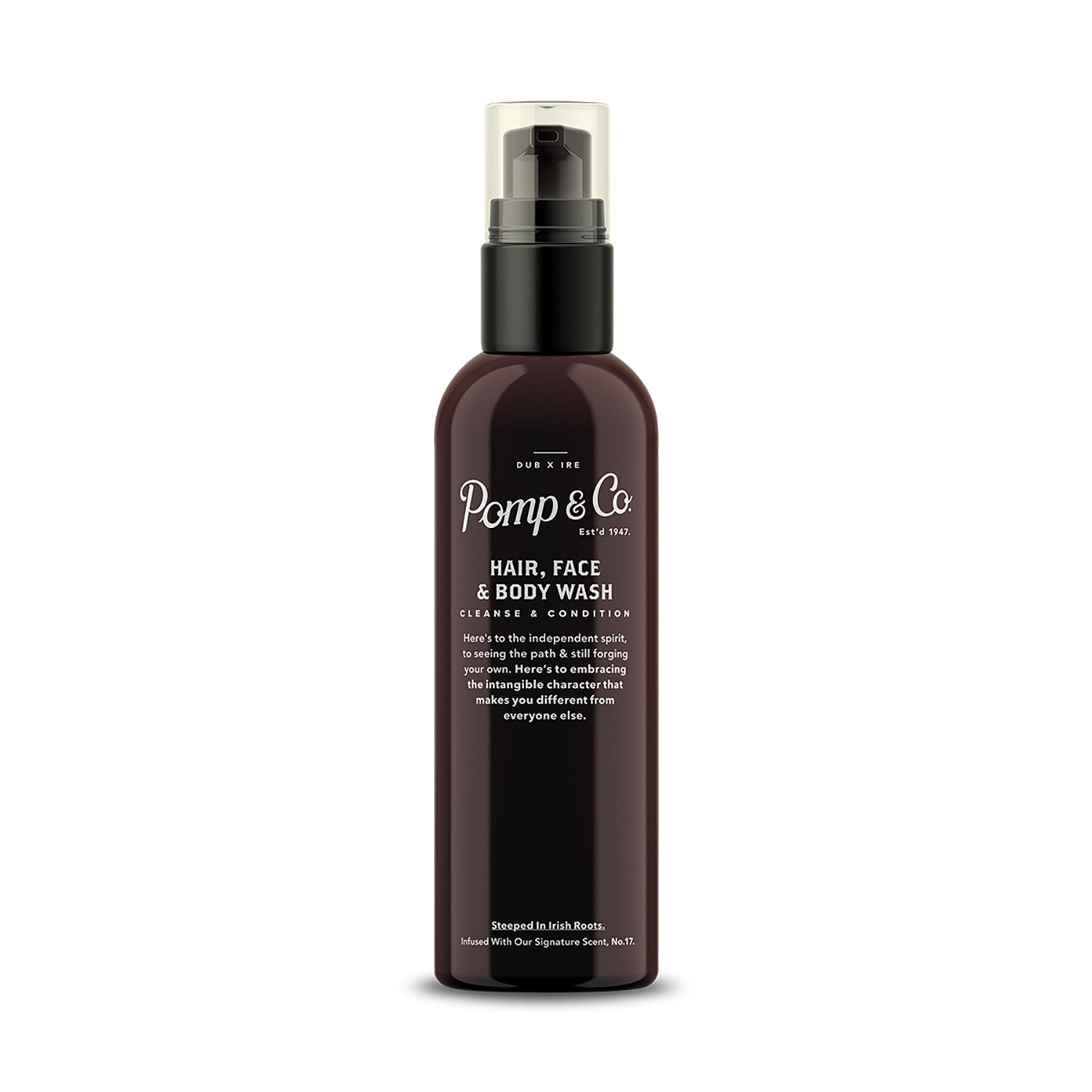 Pomp & Co - Hair, Face & Body Wash