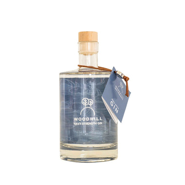 Woodhill Navy Strength Gin 500 ml, 57,1%