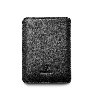 Woolnut Passport Sleeve - Black - Netnaturshop