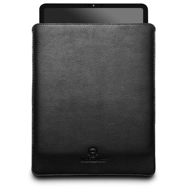 Woolnut iPad Pro 12.9-inch Sleeve - Black (3 og 4 generation) Sen 2018-2020
