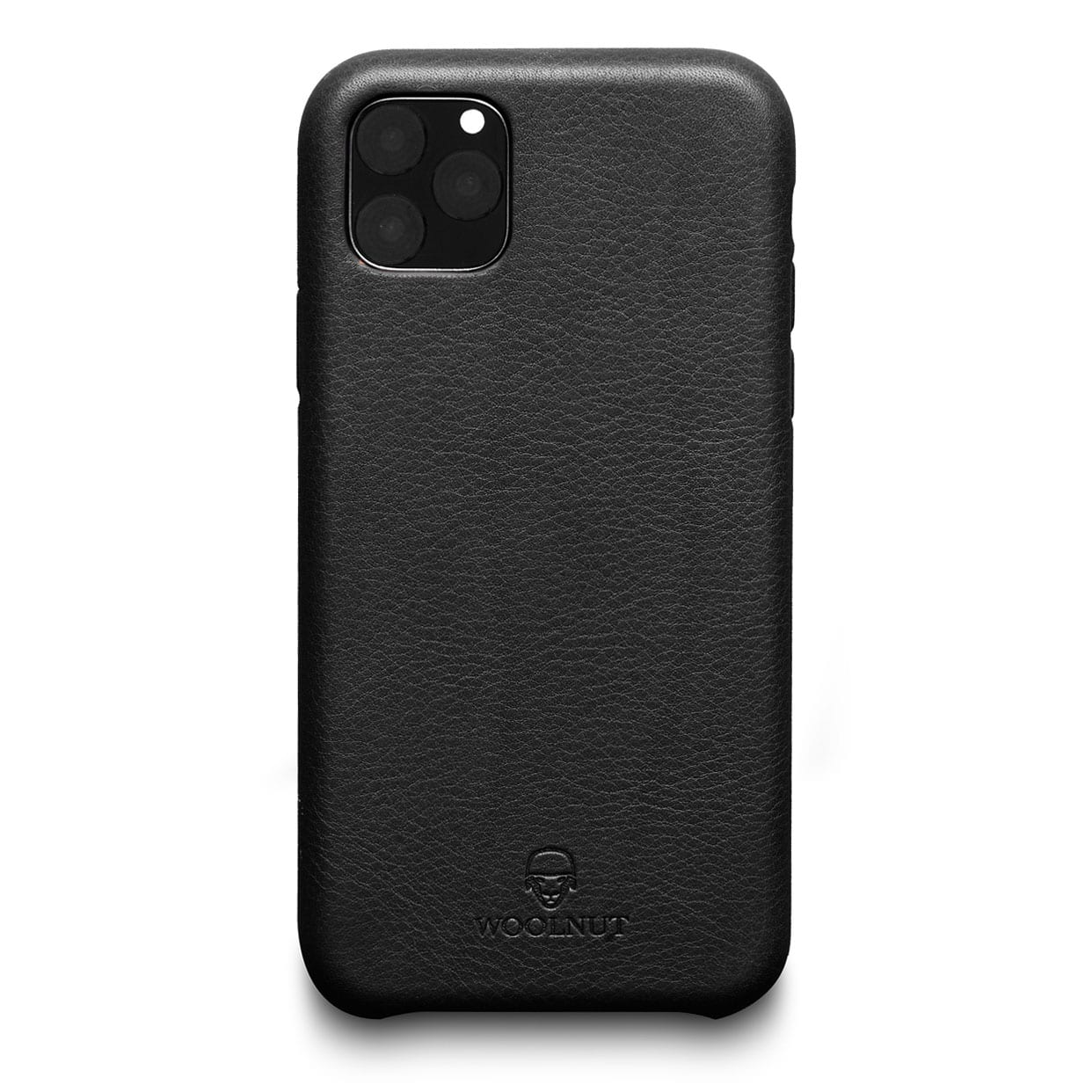 Woolnut iPhone 11 Pro Max Case - Black - Netnaturshop
