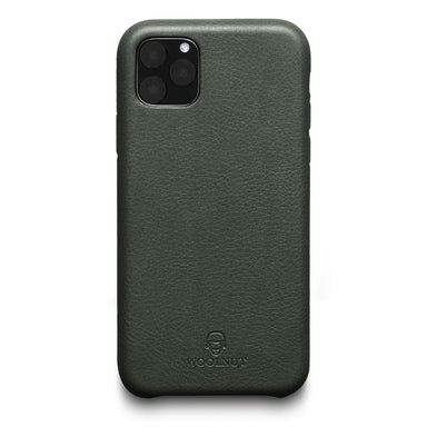 Woolnut iPhone 11 Pro Max Case - Racing Green - Netnaturshop