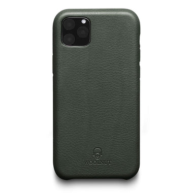 Woolnut iPhone 11 Pro Case - Racing Green
