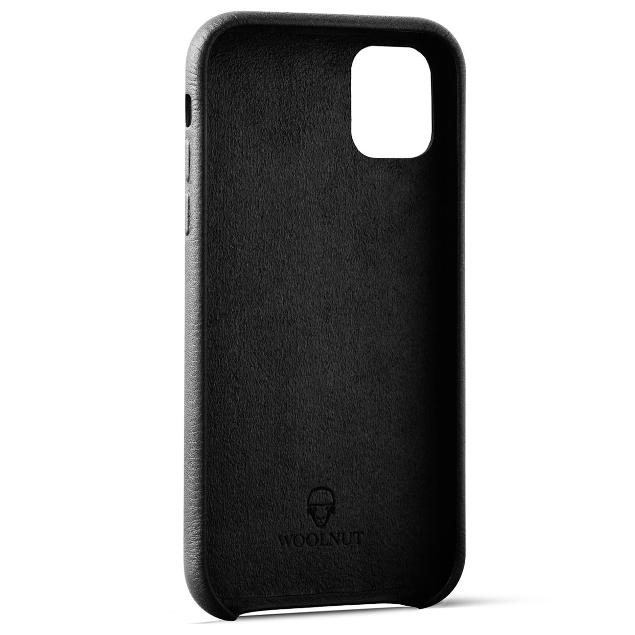 Woolnut iPhone 11 Case - Black - Netnaturshop