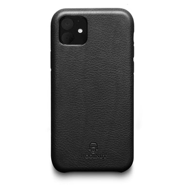 Woolnut iPhone 11 Case - Black