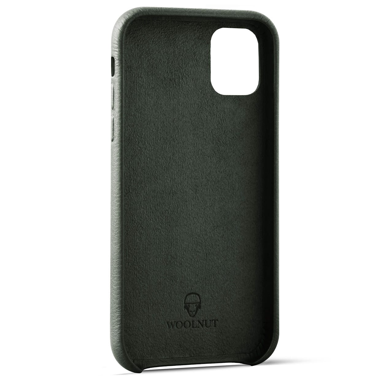 Woolnut iPhone 11 Pro Case - Racing Green - Netnaturshop