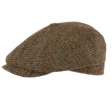 MJM Hatte Blue Line Bresso - Harris Tweed