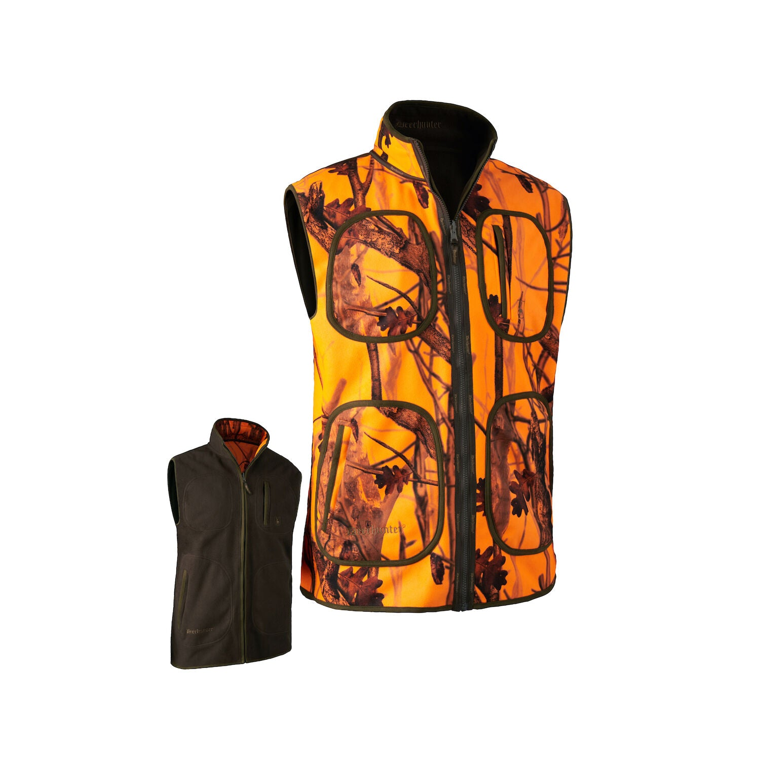 Deerhunter Gamekeeper Bonded Fleece Vest