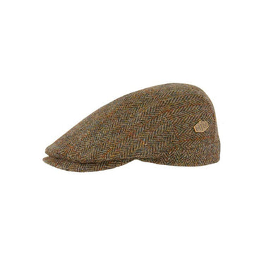 Hunter – Harris Tweed – YM Green Herringbone - Netnaturshop