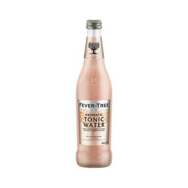Fever-Tree Aromatic Tonic Water 8x500 ml - Netnaturshop
