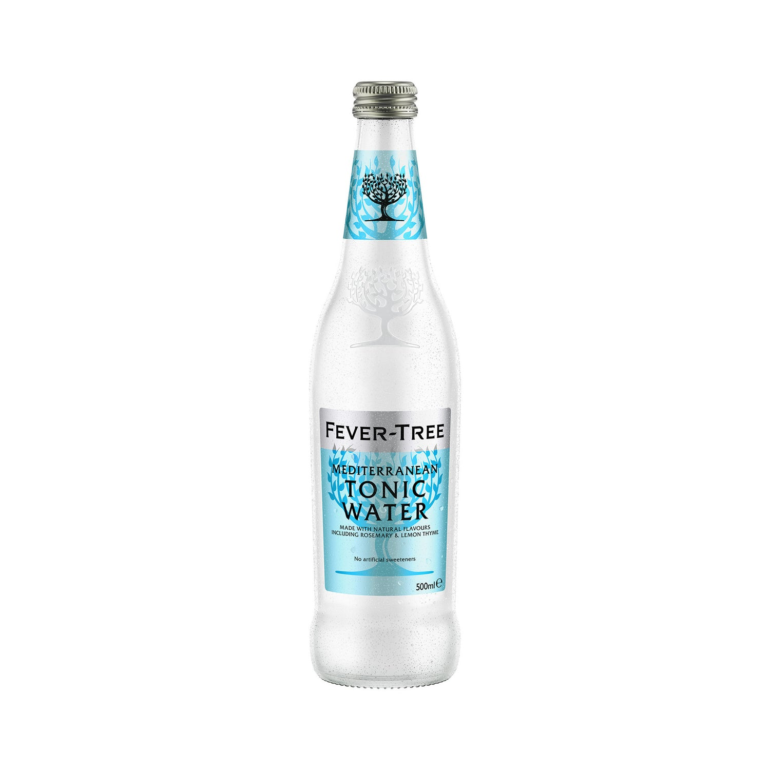 Fever-Tree Mediterranean Tonic 8x500 ml - Netnaturshop
