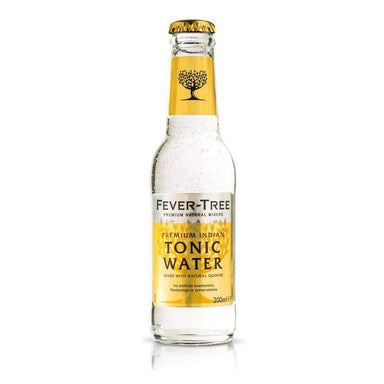 Fever-Tree Indian Tonic Water 12x200 ml - Netnaturshop