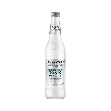 Fever-Tree Naturally Light Tonic 8x500 ml - Netnaturshop