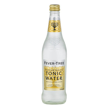 Fever-Tree Indian Tonic Water 500 ml - Netnaturshop