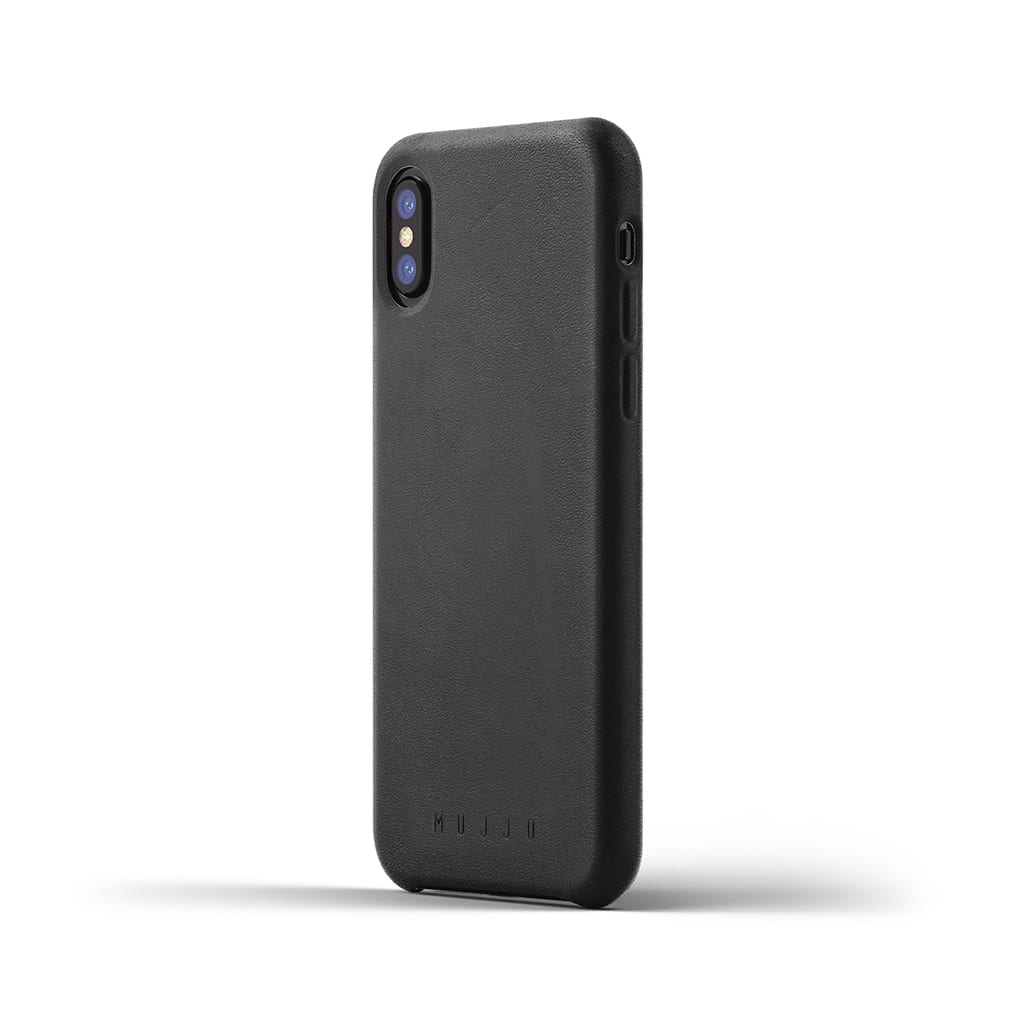 Mujjo Full Leather Case for iPhone XS Max - Netnaturshop