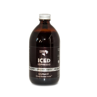 Farm Mountain Iced Espresso Original, 16 shots, 05 L - Netnaturshop