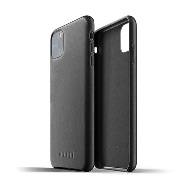 Mujjo Full Leather Case til iPhone 11 Pro Max