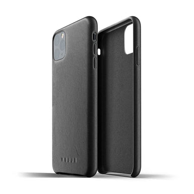 Mujjo Full Leather Case för iPhone 11 Pro Max - Netnaturshop