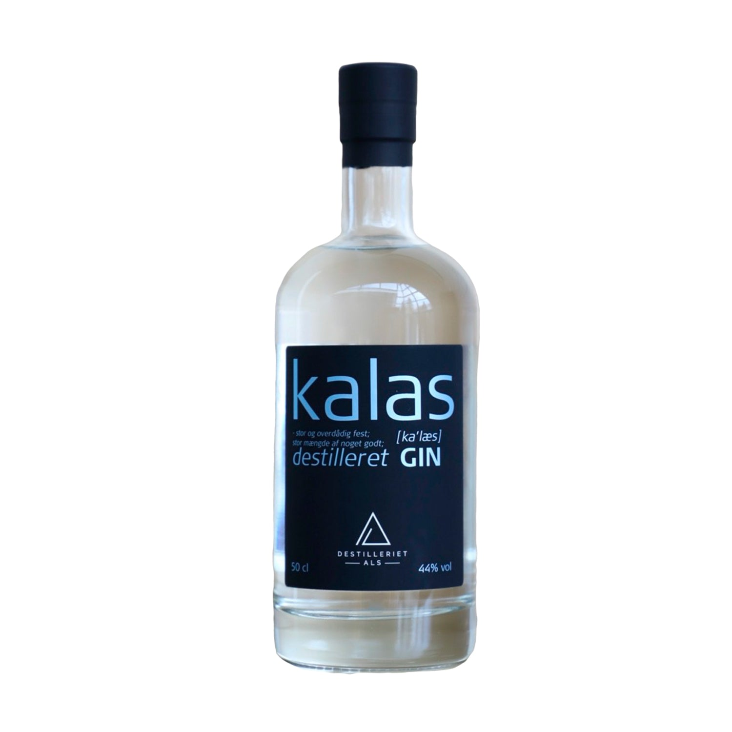 Kalas Destilleret Gin, 500ml 44%
