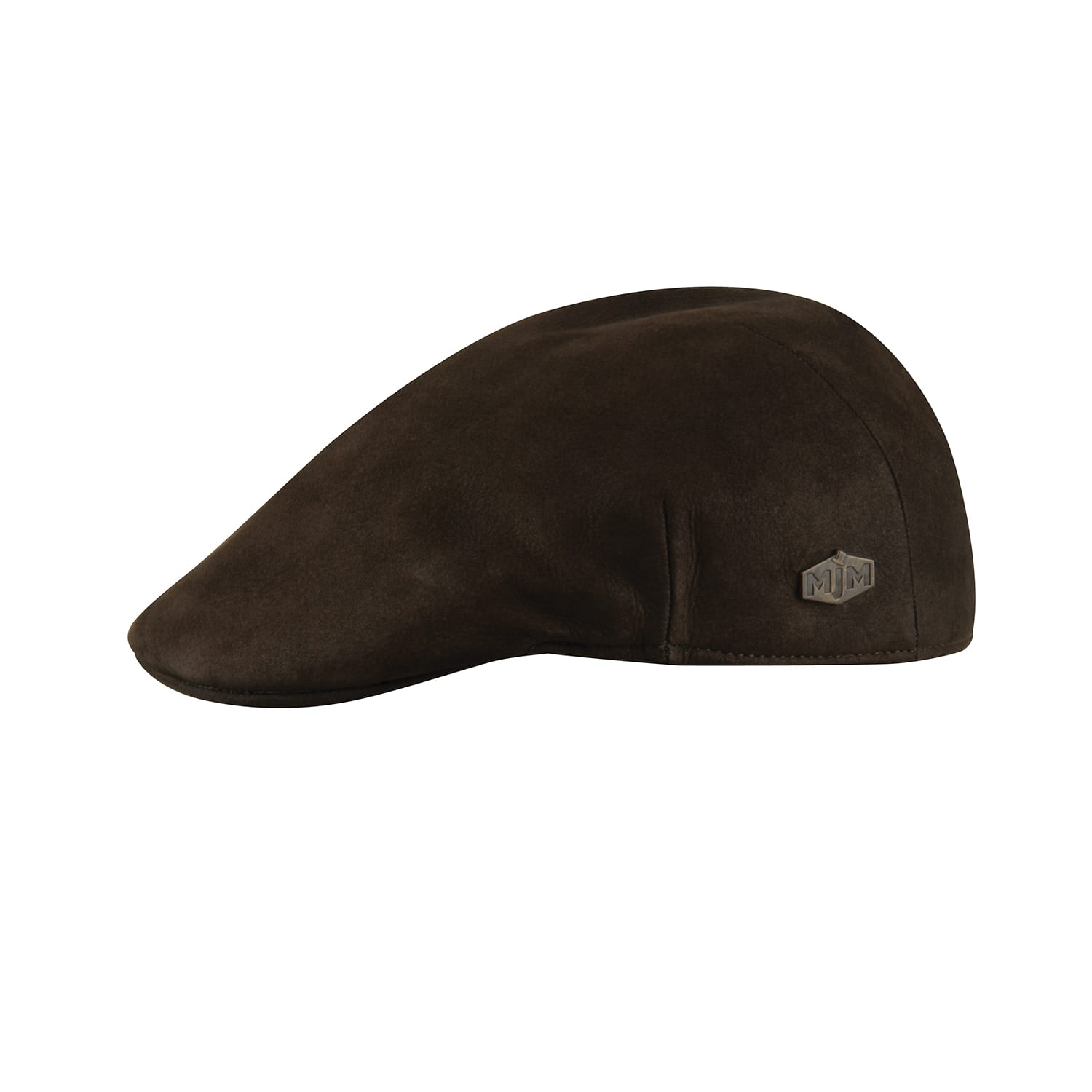 MJM Hatte - Country EL – Nappa Wax – Brown - Netnaturshop