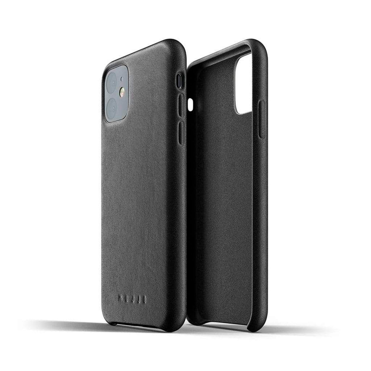 Mujjo Full Leather Case til iPhone 11