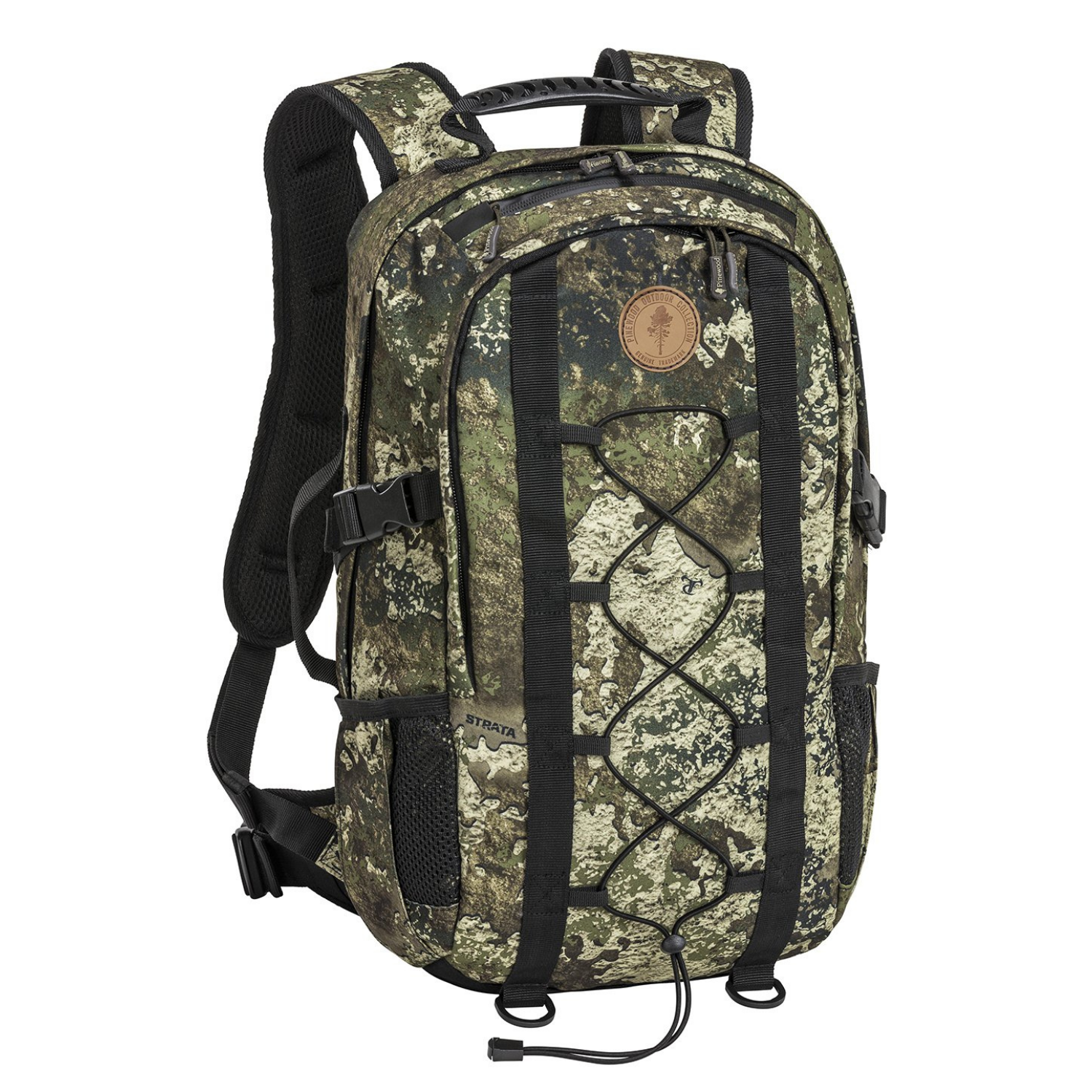 Image of Pinewood Camou,22L Backpack Strata One