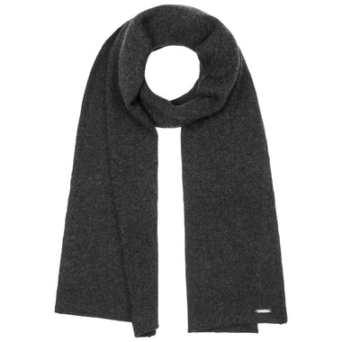 Stetson Kentontown Cashmere Wool Knit Scarf