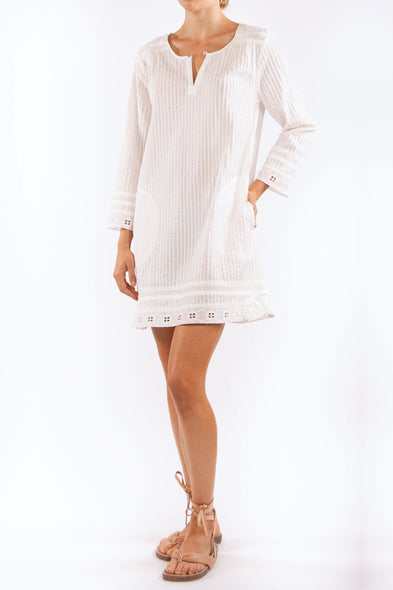 Esmeralda Long Sleeve Dress