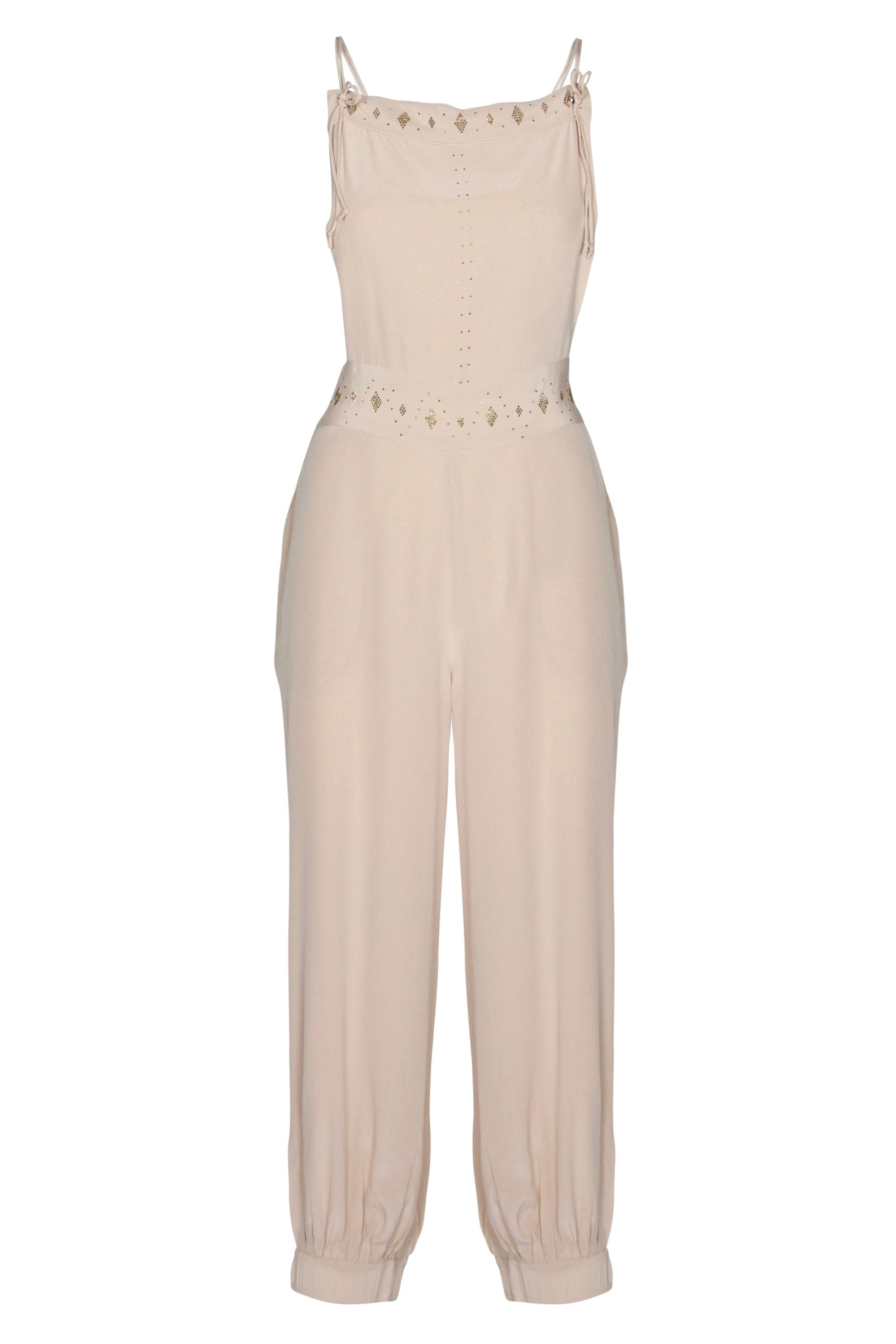 Cross My Heart Jumpsuit