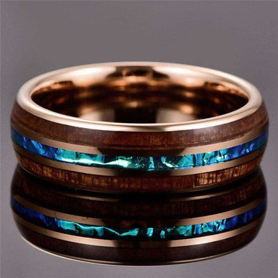 Azure - The Ring Shop - Ring - hawaiian, male, ring
