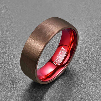 Crimson - The Ring Shop - Ring - Carbide, Ring