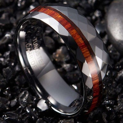Carbon - The Ring Shop - Ring -
