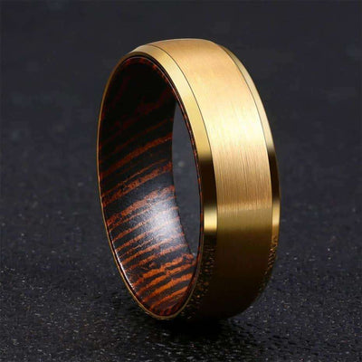 Oaken Gold - The Ring Shop - Ring -