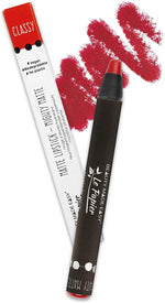 Beauty Made Easy Le Papier Matte lipstick - Mighty Matte CLASSY