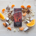 CONSCIOUS CHOCOLATE ORGANIC ORANGE & TANGERINE 30G