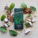 CONSCIOUS CHOCOLATE ORGANIC PEPPERMINT 30G