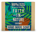 FAITH IN NATURE COCONUT SOAP 100G (1 X 100G)